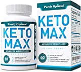 Premium Keto Diet Pills – Utilize Fat for Energy with Ketosis – Boost Energy & Focus – BHB Ketogenic Supplements for Women and Men – 30 Day Supply Review