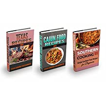 Cajun Texas & Southern Cooking: Bundle Box - Cajun Texas & Southern Recipes for Beginners - American Cookbook 101 (American Culinary Cookbooks for Dummies)