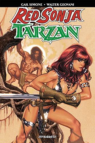 Red Sonja Tarzan