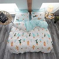YATUOKESI Conjunto Textil de Cuatro Piezas para el