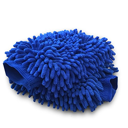 Motor Luxe Car Wash Mitt product image