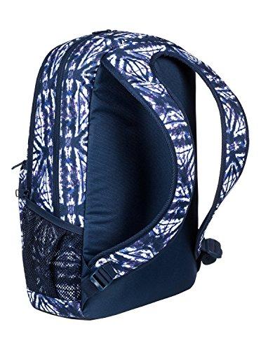 Roxy Take It Slow 2 - Mittelgroßer Rucksack für Frauen ERJBP03645 Dress Blues Geometric Feeling gHFeRJgI6