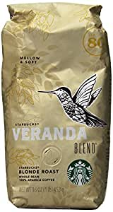 Starbucks Veranda Blend™ Whole Bean Coffee (1lb)