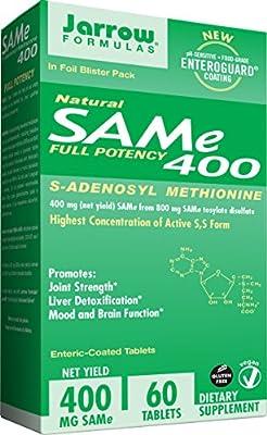 Jarrow Formulas SAM-e 200 mg Tabs