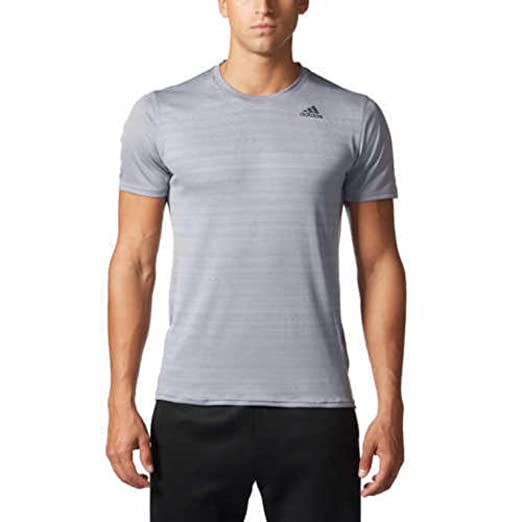 Men's Adidas Running Nova Training Climalite Sleeve Short Energy Tee q1wdZ1B