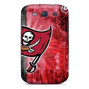 KerryParsons Samsung Galaxy S3 Protector Hard Phone Cover Customized Lifelike Tampa Bay Buccaneers Skin [Luj18899FsCV]