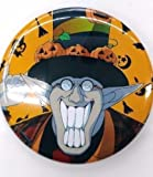 D.gray-man Hallow Can Badge Millennium Earl Halloween ver. Anime Collection F/S