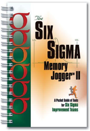 amazon com six sigma memory jogger ii a pocket guide ebook dana rh amazon com the memory jogger a pocket guide of tools for continuous improvement pdf six sigma memory jogger ii a pocket guide