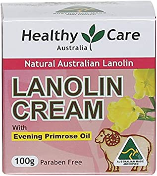 Amazon.com: Healthy Care lanolina crema con aceite de onagra ...
