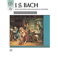 Bach - Selections from Anna Magdalena's Notebook: Book and CD