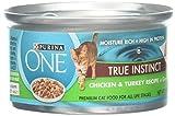 Purina ONE Pairings Chicken & Turkey Recipe - 24x3 oz