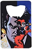 Batman Harley Quinn Pop Art Credit Card Bottle Opener For Sale