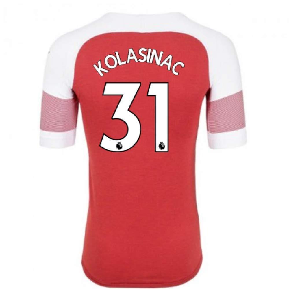 大人の上質  2018-2019 Football Arsenal Puma 2018-2019 Home Football Shirt (Sead Adults|Red Kolasinac 31) B07H9QMMYY XL Adults|Red Red XL Adults, 和柄カジュアル工房 京都壬生堂:d3a5afdd --- preocuparse.me