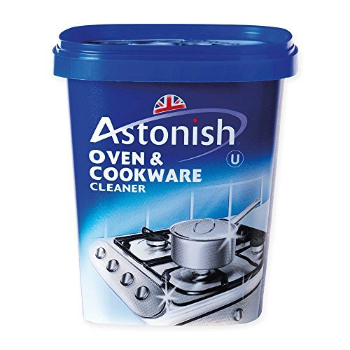 Astonish Oven/Cookware Cleaning Paste (17 oz - 2 Pack) (Cleaning Paste Astonish)