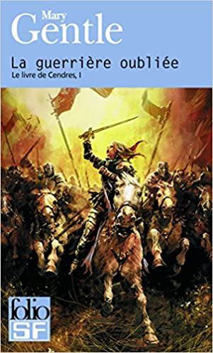 Book Guerriere Oubliee (Folio Science Fiction) (English and French Edition)