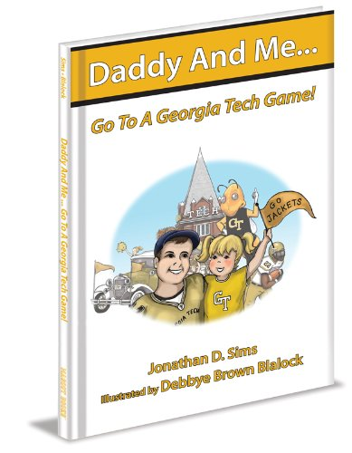 Daddy And Me Go To A Georgia Tech Game