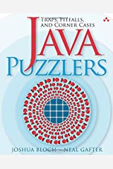 Java Puzzlers: Traps, Pitfalls, and Corner Cases Paperback