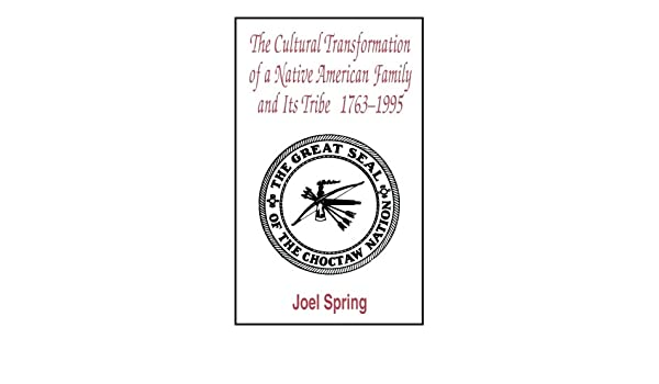 The Cultural Transformation Of A Native American Family And Its