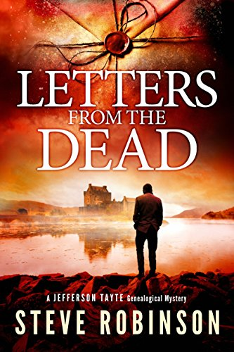 (Letters from the Dead (Jefferson Tayte Genealogical Mystery Book 7))