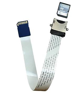 Tarjeta SD Cable de extensión extensor Cable de extensión SD ...
