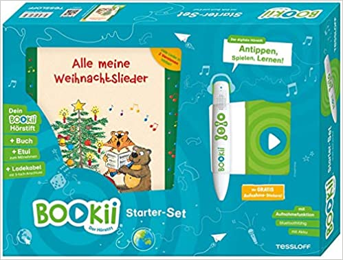 BOOKii® Starter Set: