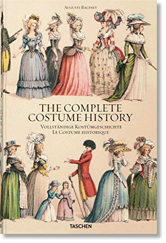 Racinet: Complete Costume History XL (English, German and French Edition)