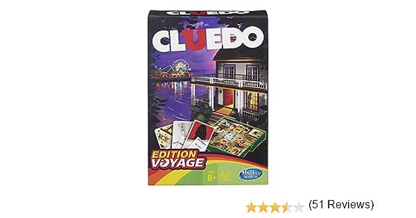 Hasbro B09991010 Niños y Adultos Deducción - Juego de Tablero (Deducción, Niños y Adultos, Niño/niña, 8 año(s), Interior, Caja Cerrada): Amazon.es: Juguetes y juegos