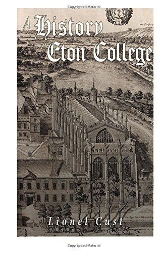 Download A History of Eton College pdf