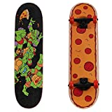 PlayWheels Teenage Mutant Ninja Turtles 28'' Skateboard, Radical Pizza