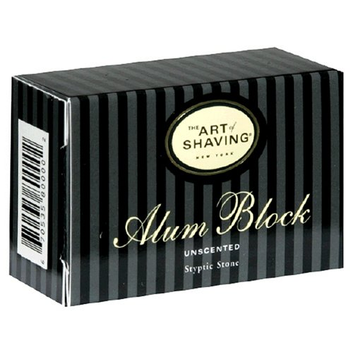 Alum Block Natural Antiseptic Stone (For After Shaving & Minor Cuts) - 104g/3.68oz The Art Of Shaving 100298917216