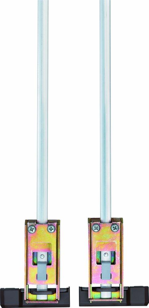 ABUS Doppelschließ blech DSB550 fü r Fensterschloss FOS550, weiß , 20211 202117
