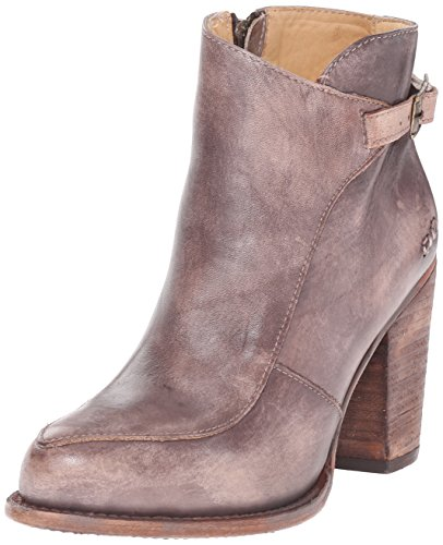 Image of Bed|Stu Women's Isla Boot, Brown Driftwood, 8 M US