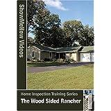Home Inspection of a Cedar Sided House