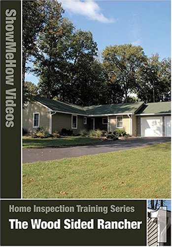 Home Inspection Training - The Wood-Sided Rancher by Super-D
