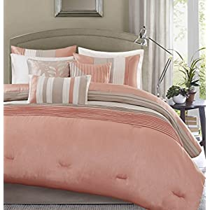 51TZ4H8Ct8L._SS300_ Coral Bedding Sets and Coral Comforters