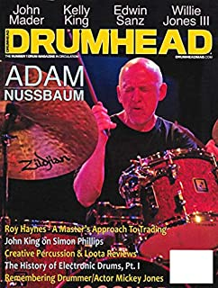 Drumhead : Information for the Modern Drum Enthusiast (B000OONSVU) | Amazon Products