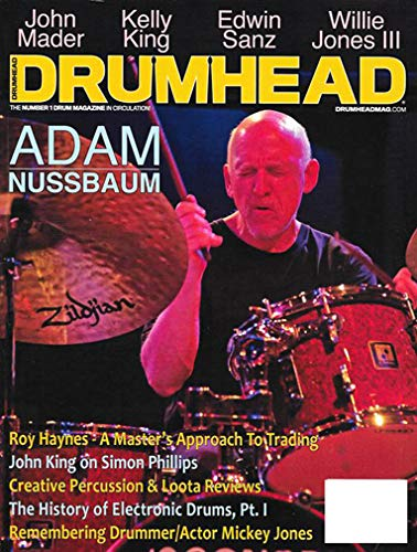 Modern Drummer Magazine - Drumhead : Information for the Modern Drum Enthusiast