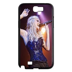 Samsung Galaxy N2 7100 Cell Phone Case Black_Pixie Lott On Stage Msfbv