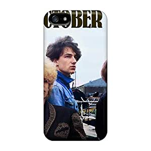 SEhoNcr772zgRwi U2 October Fashion Tpu 5/5s Case Cover For Iphone