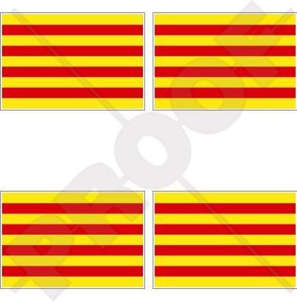 Cataluña bandera de Cataluña España español 2