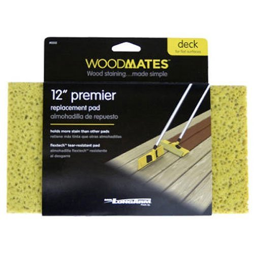 mr-longarm-0355-woodmates-12-inch-premier-stain-applicator-replacement-pad