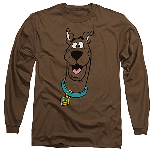 - Scooby Doo Scooby Doo Adult Long Sleeve T-Shirt
