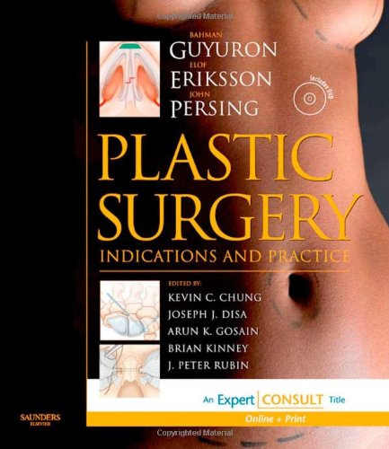 Plastic Surgery: Indications and Practice, 2-Volume Set, 1e