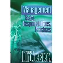 Management: Tasks, Responsibilities, Practices (Drucker)