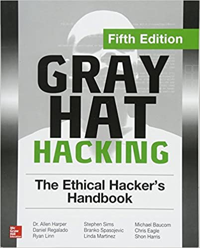ce0fa104d96 Gray Hat Hacking  The Ethical Hacker s Handbook