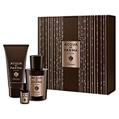 Would you like to give the gift of  a set of perfumes or cosmetics? Men's Perfume Set Colonia Quercia Acqua Di Parma (3 pcs) 100 % original, this is an exclusive pack, ideal as a small gift for family or friends. Don't miss out on the ...