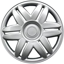 """Drive Accessories KT-925-15S/L, Toyota Camry, 15"""" Silver Replica Wheel Cover, (Set of 4)"""