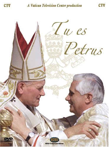 The Vatican Television Center presents: THE KEYS OF THE KINGDOM From Pope John Paul II to Pope Benedict XVI