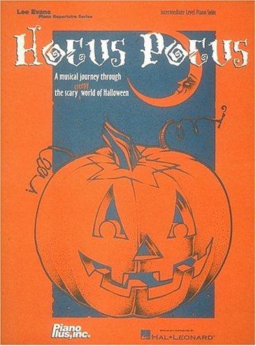 Hocus Pocus: A Journey Through The Scary, Creepy World Of Halloween]()