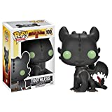 Movie How to Train Your Dragon 2 Pop Toothless Figure dragonToy